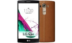 LG G4 Leather Brown