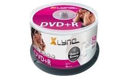 Xlyne DVD+R 16x 50pk Spindle