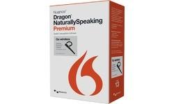 Nuance Dragon NaturallySpeaking Premium Wireless 13.0 (FR)