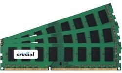 Crucial 12GB DDR3-1600 CL11 ECC Triple kit