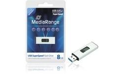 MediaRange MR914 8GB Black/silver