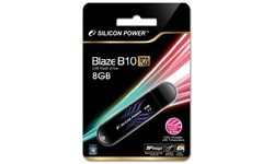 Silicon Power Blaze B10 8GB Black