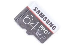 Samsung Pro+ MicroSDXC UHS-I U3 64GB + Adapter