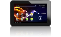 Lenco TAB-740 Black