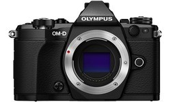 Olympus E-M5 Mark II 14-42 kit Black