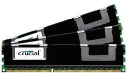 Crucial 12GB DDR3-1600 CL11 ECC Registered triple kit