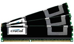 Crucial 12GB DDR3-1866 CL13 ECC Registered Triple kit