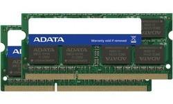 Adata 4GB DDR3-1600 Sodimm kit