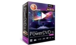 CyberLink PowerDVD 15 Ultra