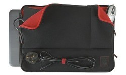 """Tech Air Slipcase 15.6"""" Notebook Carrying Case Black/Red"""