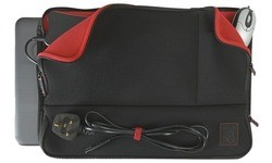 "Tech Air Slipcase 13.3"" Notebook Carrying Case Black/Red"