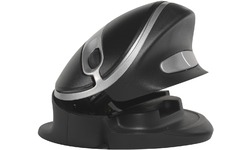 Bakker Elkhuizen Oyster Mouse Wireless Black