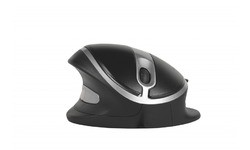 Bakker Elkhuizen Oyster Mouse Wireless Large Black