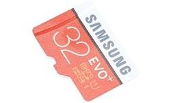 Samsung Evo+ MicroSDHC UHS-I 32GB + Adapter