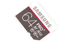 Samsung Pro+ SDXC UHS-I U3 64GB