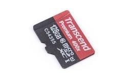 Transcend Premium MicroSDXC UHS-I 400x 128GB
