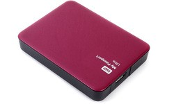 Western Digital My Passport Ultra V2 2TB Red
