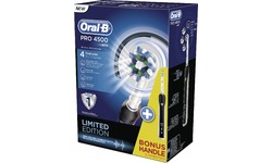 Oral-B CrossAction 4500 Duo Handle