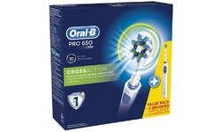 Oral-B CrossAction 650
