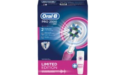 Oral-B CrossAction 2500 Pink