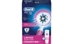 Oral-B Pro Series CrossAction 750 Pink
