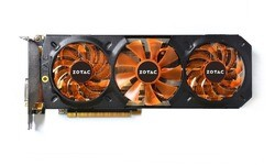 Zotac GeForce GTX 980 Triple Silencer 4GB