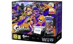 Nintendo Wii U + Splatoon