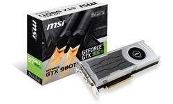 MSI GeForce GTX 980 Ti V1 6GB