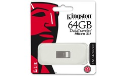 Kingston DataTraveler Micro 3.1 64GB