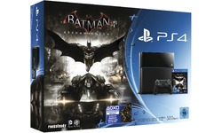 Sony PlayStation 4 500GB + Batman: Arkham Knight