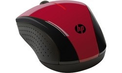 HP X3000 Red BS Wireless Mouse