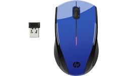 HP X3000 CBlue Wireless Mouse