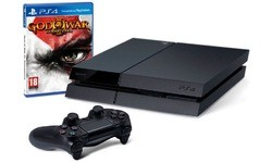 Sony PlayStation 4 500GB + God of War 3 Remastered