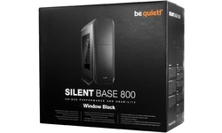 Be quiet! Silent Base 800 Window Black