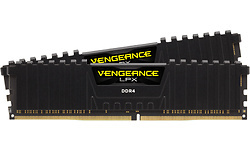 Corsair Vengeance LPX Black 8GB DDR4-2133 CL13 kit