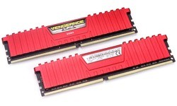 Corsair Vengeance LPX Red 16GB DDR4-2133 CL13 kit