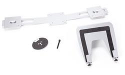 R-Go Tools R-Go Monitor Arm Basic Dual Silver
