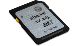 Kingston SDHC UHS-I 16GB