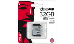 Kingston SDHC UHS-I 32GB
