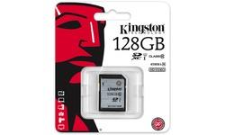 Kingston SDXC UHS-I 128GB