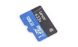 Lexar MicroSDXC UHS-I 633x 128GB + Adapter