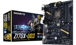 Gigabyte Z170X-UD3