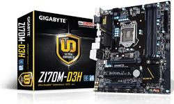 Gigabyte Z170M-D3H