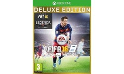 Fifa 16, Deluxe Edition (Xbox One)