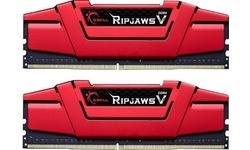 G.Skill Ripjaws V Red 8GB DDR4-3000 CL15 kit