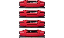 G.Skill Ripjaws V Red 16GB DDR4-2400 CL15 quad kit