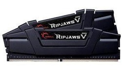 G.Skill Ripjaws V Black 8GB DDR4-3200 CL16-16 kit