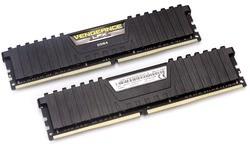 Corsair Vengeance LPX Black 16GB DDR4-3200 CL16 kit (XMP)