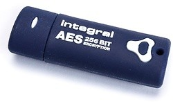 Integral Crypto Dual Fips 197 64GB Blue