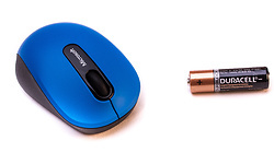 Microsoft Bluetooth Mobile Mouse 3600 Blue